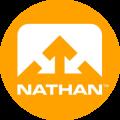 Logo van Nathan Sport hardloop verlichting