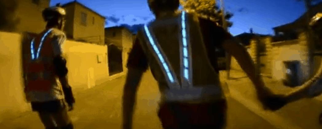 Voor welke activiteiten kan je een hardloop led vest gebruiken?