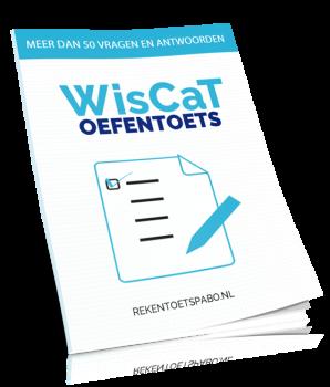 Oefentoets WiscCat/Pabo
