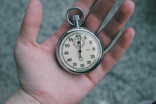 omgaan met tijdsdruk wiscat