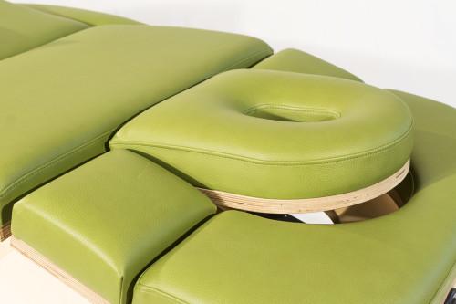 Gepatenteerd hoofdgedeelte massagetafel voor Vario Plus