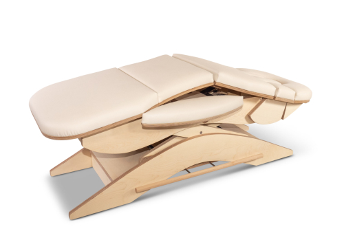 Massagetafel model PRO Osteo