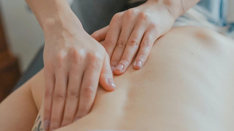 Sportmassage voor sporters