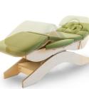 Kniedak stelling vario plus massagetafel