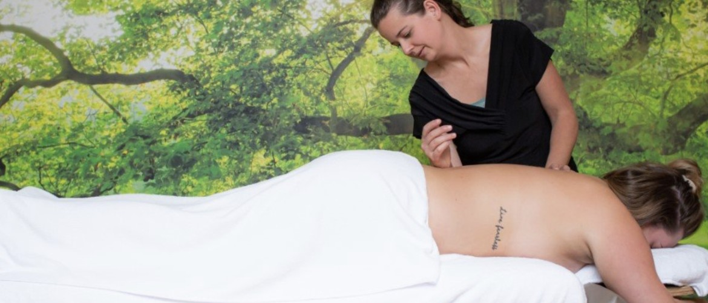 Zwangerschapsmassage
