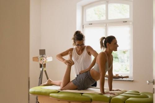 luxe massage tafel