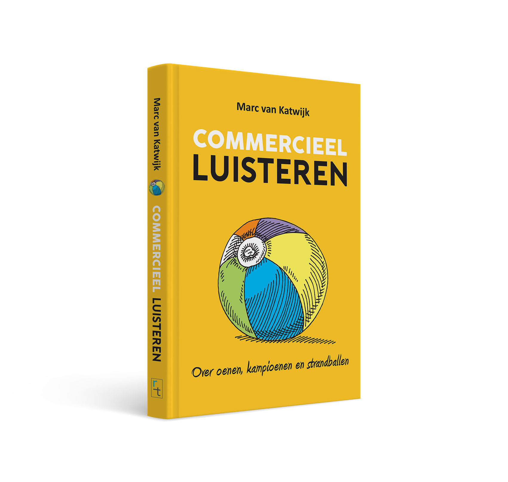 E-book Commercieel luisteren