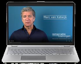 online verkooptraining. E-learning voor salesprofessionals