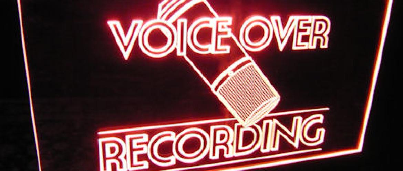 Wie neemt de beslissing bij de selectie van voice-overs?