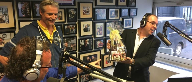 Afscheid van Traffic Radio, Rick van Velthuysen naar Radio 2
