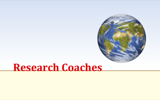 research coaches 1