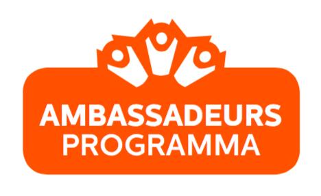Ambassadeurs programma logo
