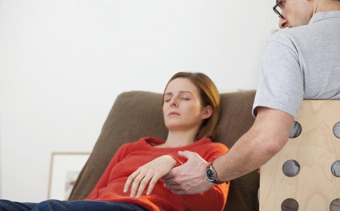Techniek van hypnose