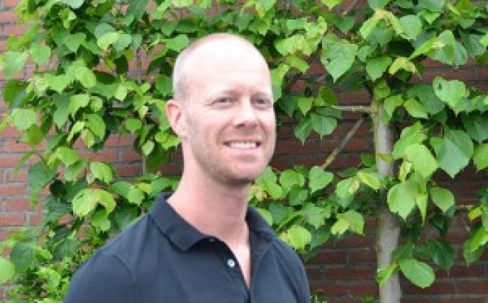 Seth Winterscheidt, coach bij Response Instituut