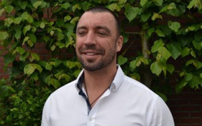Tony Maas, coach bij Response Instituut