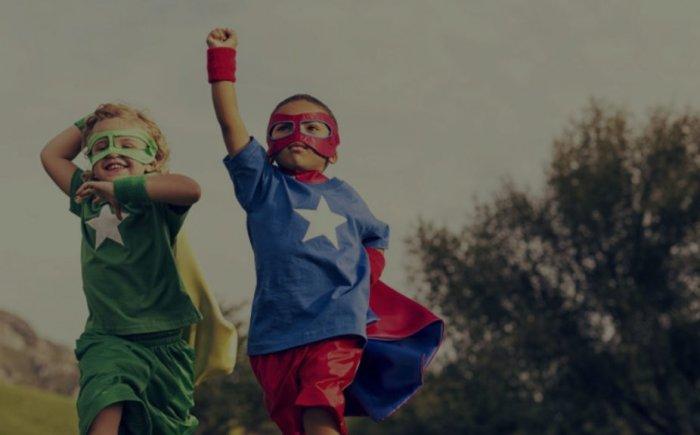 Kracht superhelden