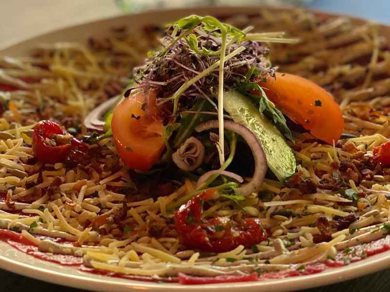Restaurant Beleef Vught Carpaccio