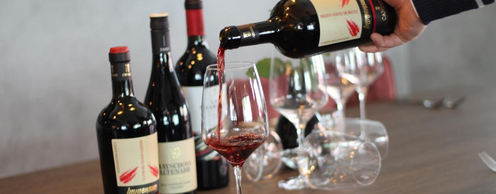 Restaurant Beleef Vught Inschenken Rode Wijn