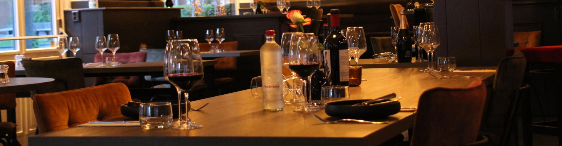Restaurant Beleef Vught tafel reserveren