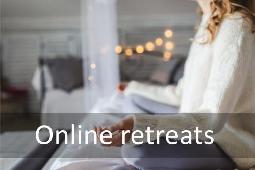 online retreats