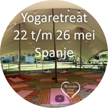 yogaretreat, Girona Spanje