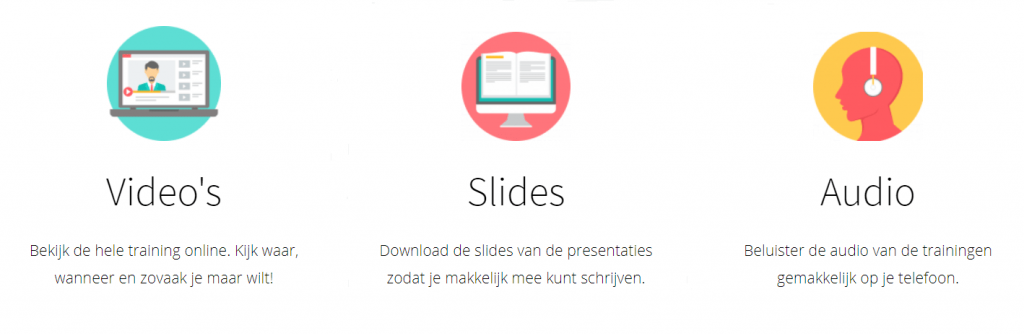 content marketing cursus review - samenstelling cursus-min