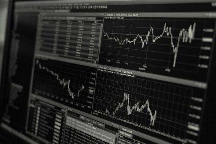 Day Trading Masterclass review - Beurs Grafiek 1