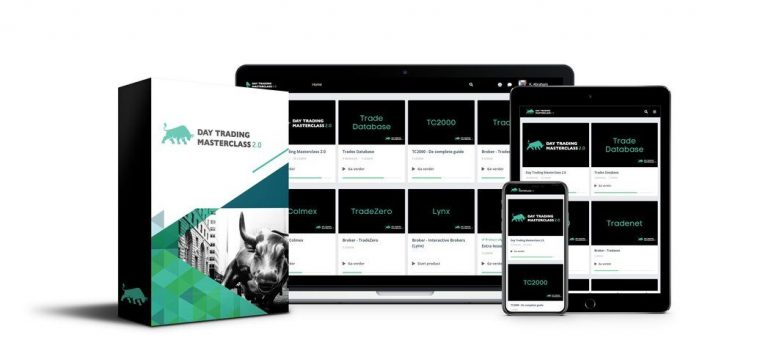 Day Trading Masterclass review - cursus 1