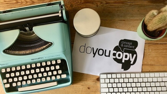 Doyoucopy review - Banner