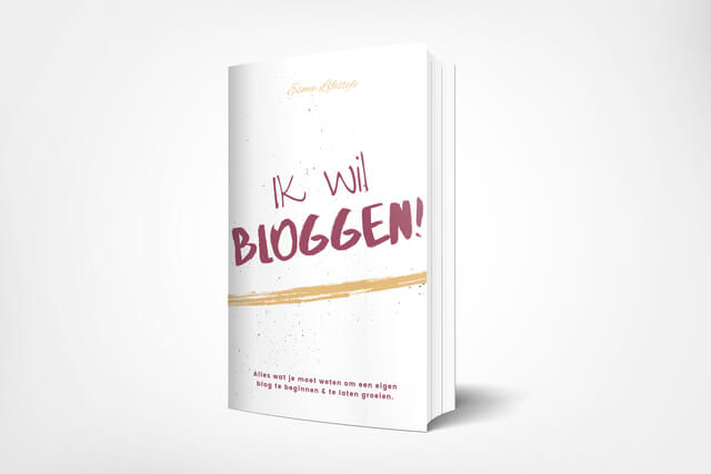 Ik wil bloggen review - e-book resized