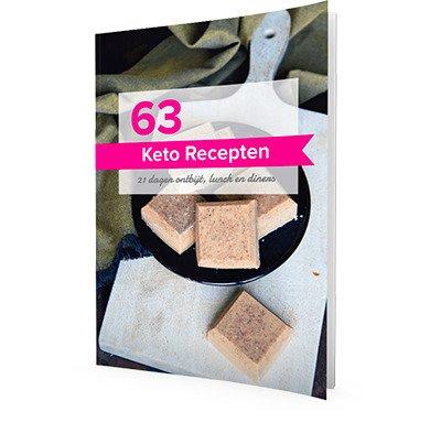 Keto Revolutie Review - 63 keto recepten