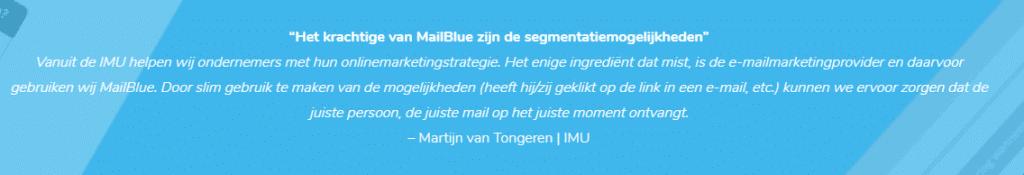 Mailblue review - ervaringen