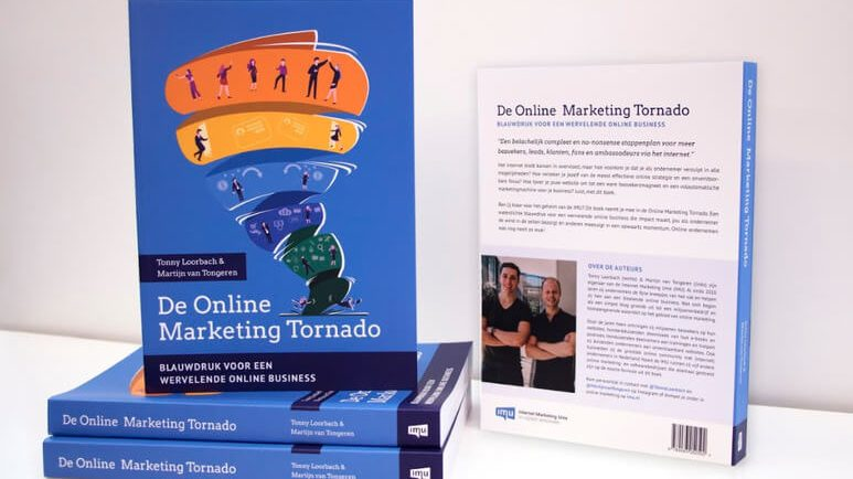 Online Marketing Tornado review Banner