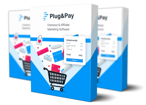 Plug and Pay Software Review - checkout-affiliate-software-500x360