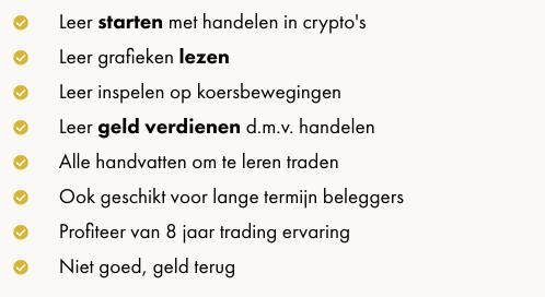 Technische Analyse Bitcoin review - Cursus