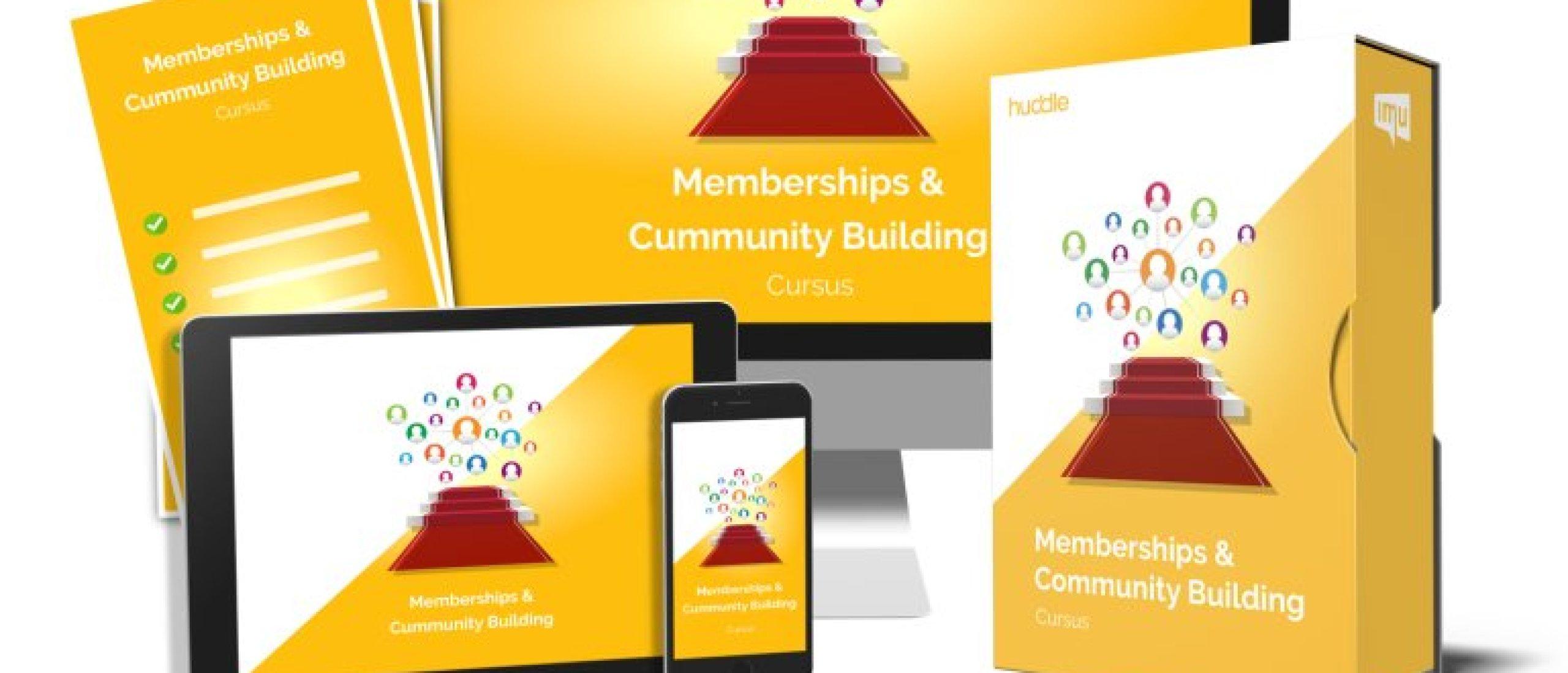 Review - Community building cursus, een bruisende community opbouwen?