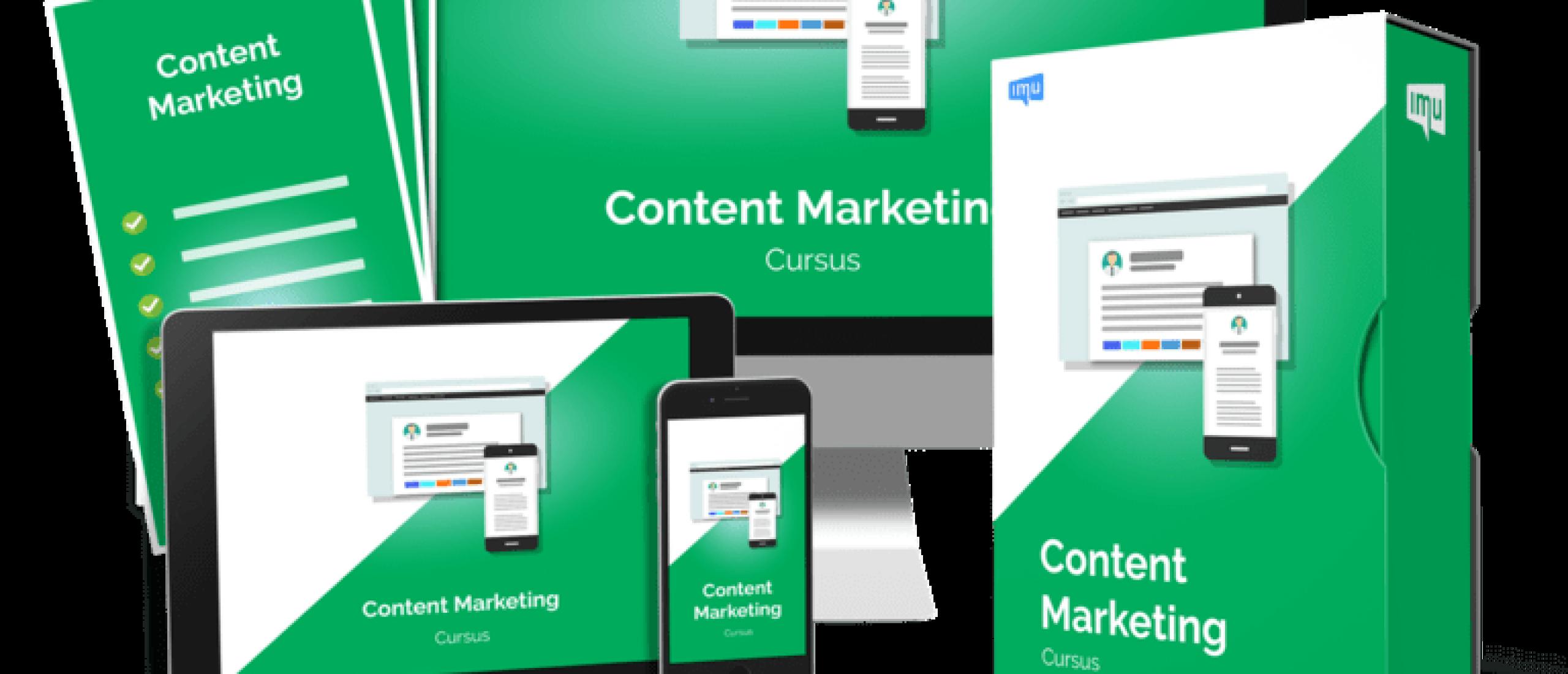 Review - Content marketing cursus om te scoren in Google
