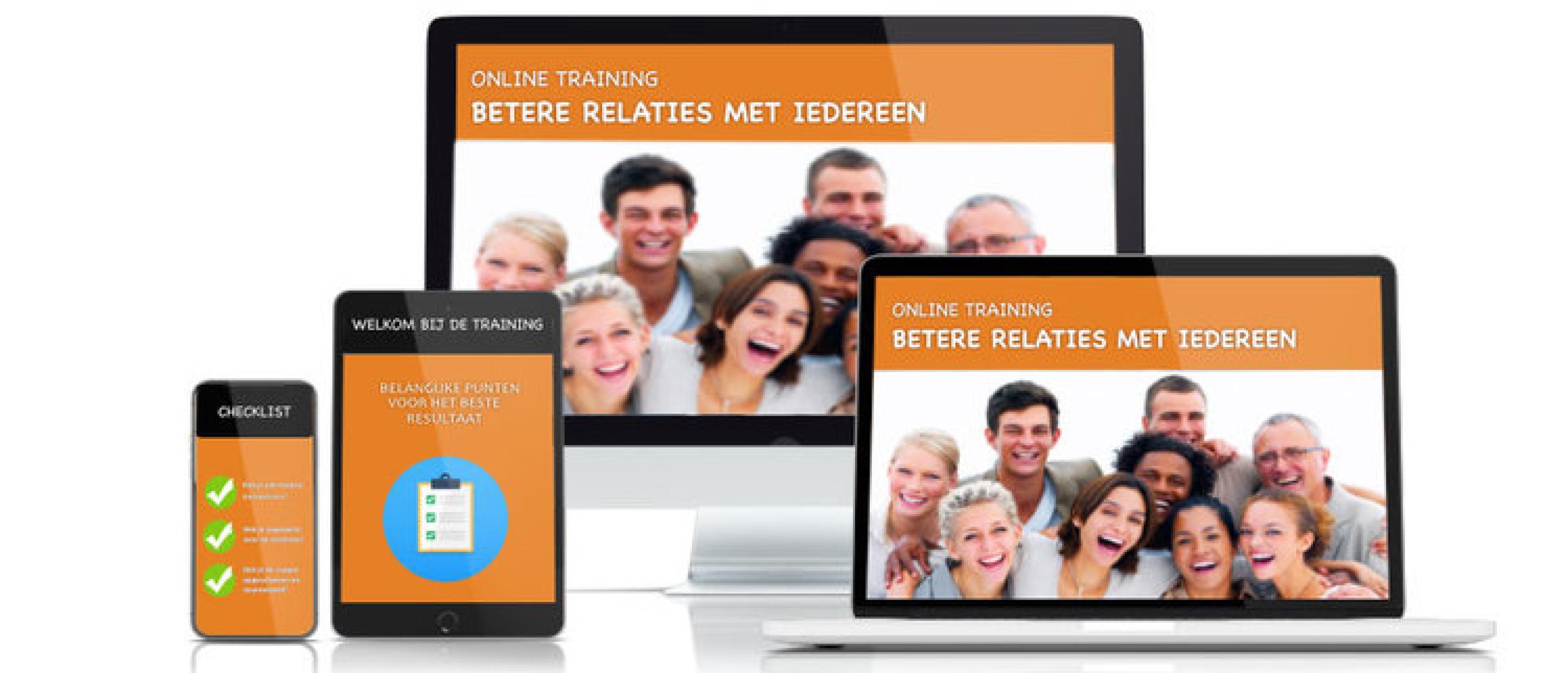 E-cursus Betere Relaties Met Iedereen – een uitgebreide review