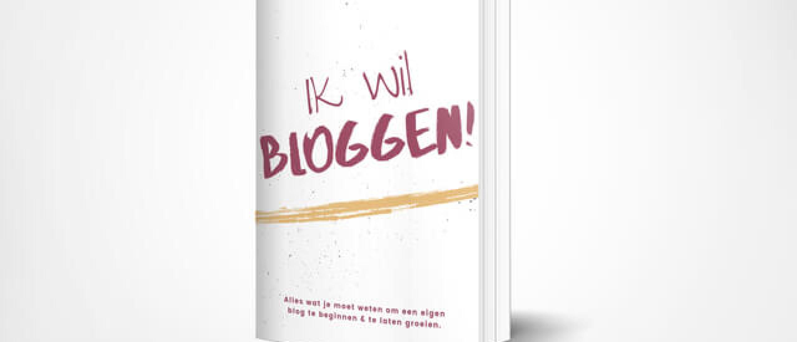Review - Ik wil bloggen!