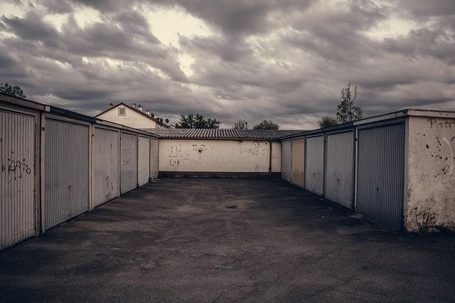 Investeren in Onroerend goed - Garageboxen