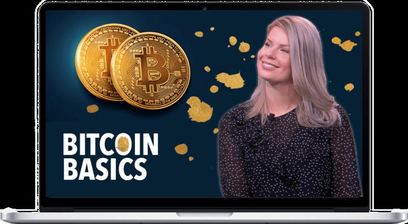 Bitcoin Basics & Crypto review - mockup