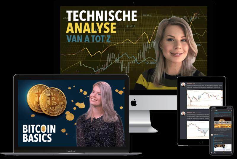 Crypto en trading academy - cursusoverzicht
