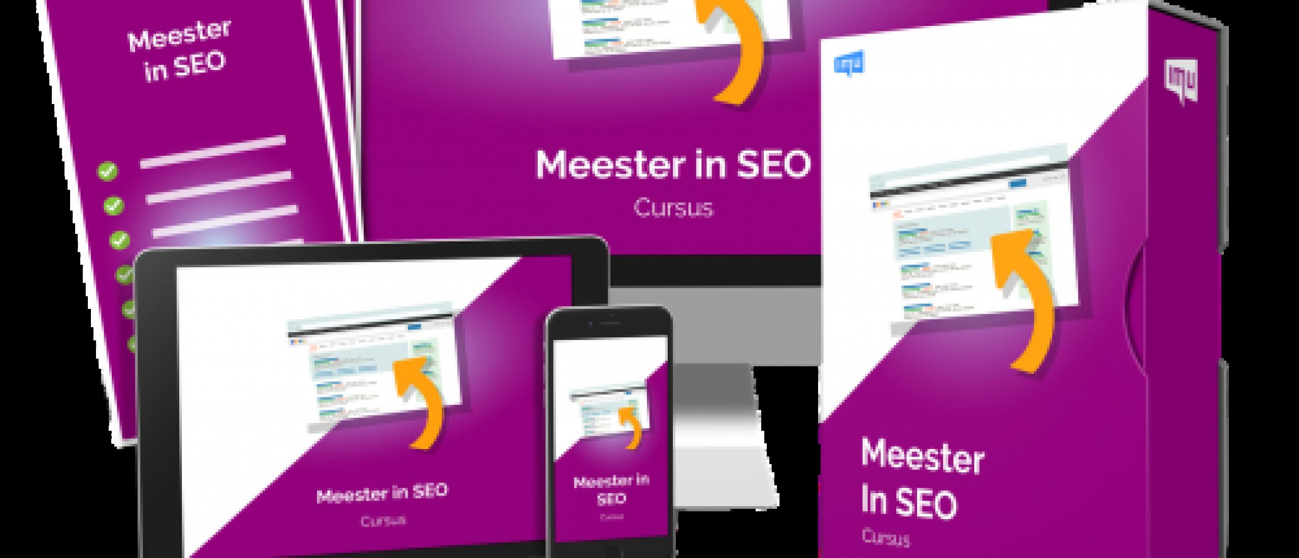 Review - Domineren in Google met de Meester in SEO cursus?