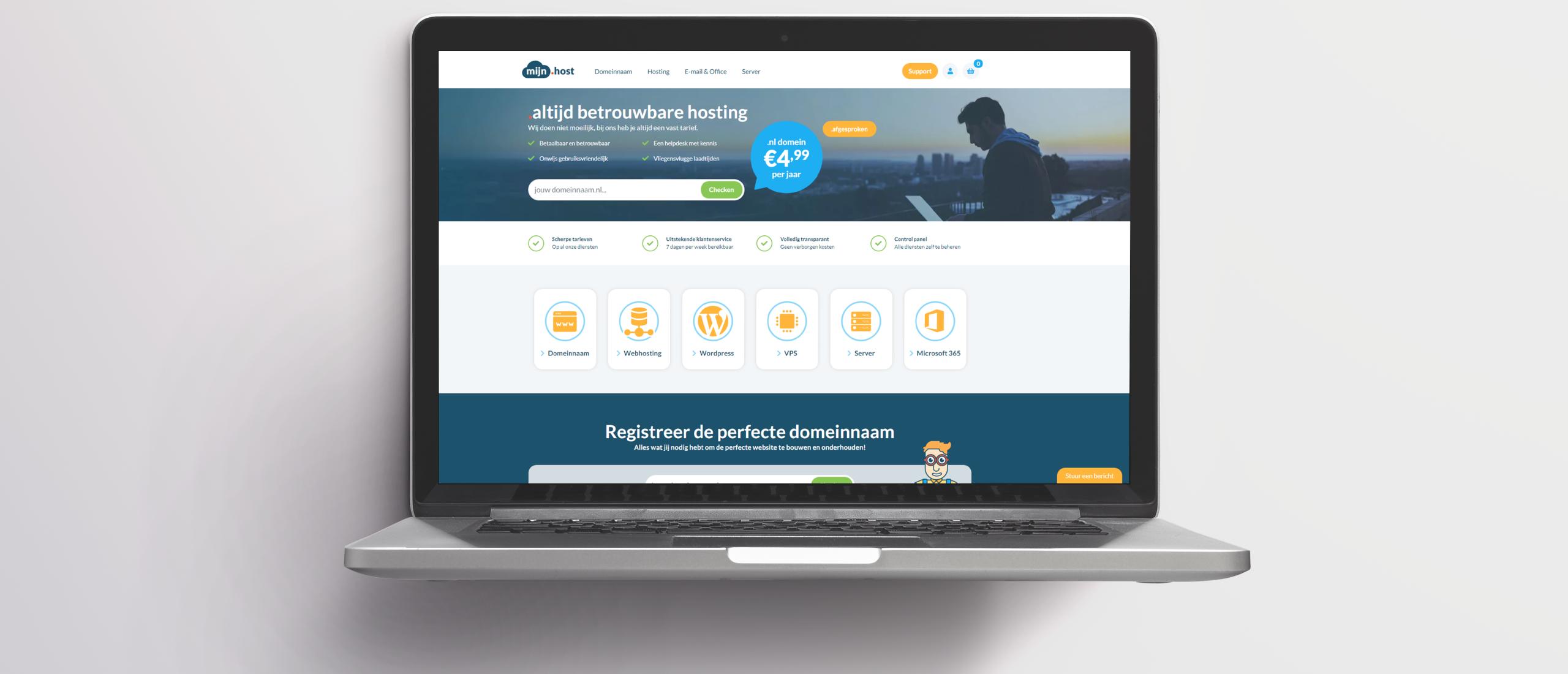 Review: mijn.host - Kwalitatieve hosting voor een betaalbare prijs?