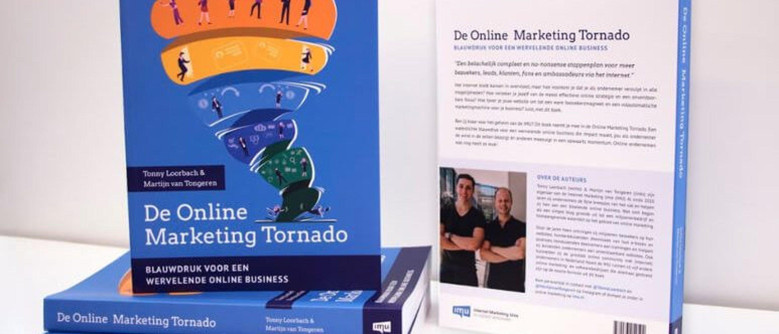 De Online Marketing Tornado review