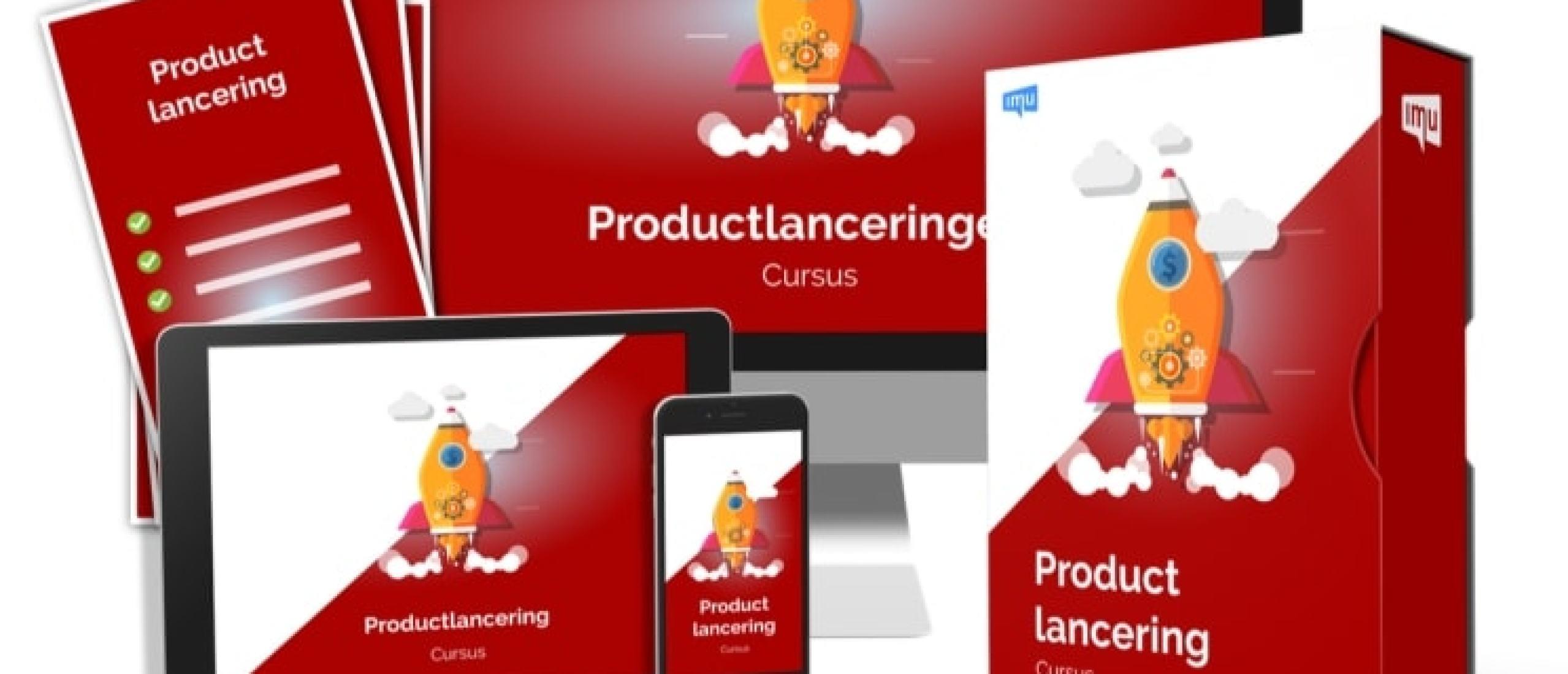 Review - #1 lancering van jouw product met de productlanceringen cursus?