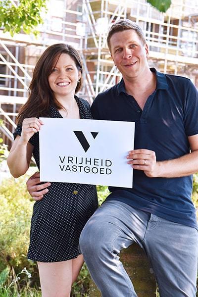 Vrijheid Vastgoed review - Helena en Martijn van den Berg