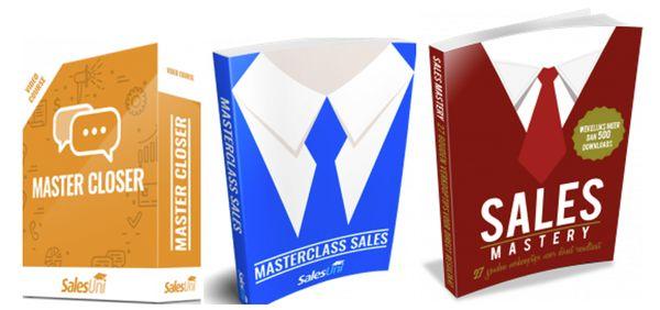 bonussen bij sales mastery cursus