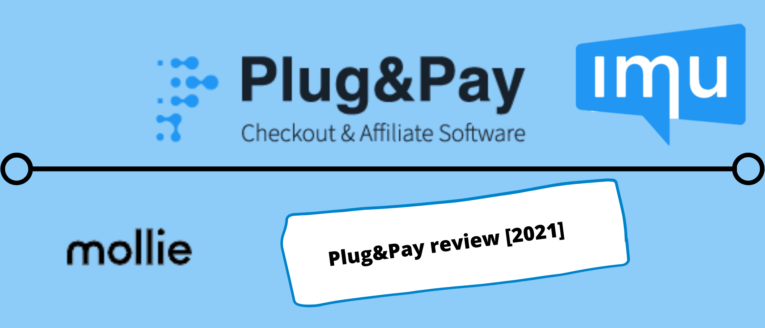 Plug&Pay - Betaalpagina's & Affiliate software review