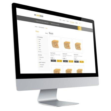 Webshop kassasysteem
